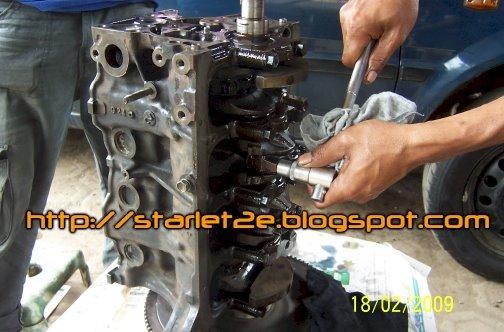 Turun Mesin Toyota Starlet 1 0 Xl Celotehan Anak Negeri